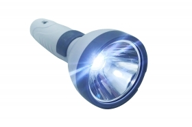 Torcia ricaricabile led cob da