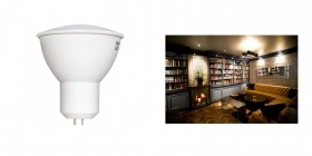 Faretto led 6W luce naturale s