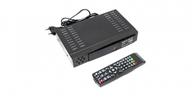 Decoder DVB-T2 full HD ricevitore digitale terrestre 1080 USB HDMI MPEG4 HD-666