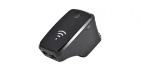 Ripetitore wi-fi wireless 2.4GHz wps internet amplificatore rete 300Mbps UNT-02