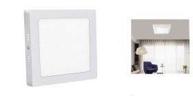Plafoniera soffitto led 36w qu