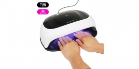 Lampada unghie fornetto unghie uv 72w 36 led 2 in 1 nail art T2