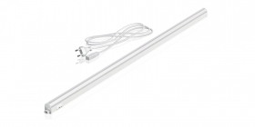 Plafoniera led 14W 90cm luce fredda T5 sottopensile impermeabile IP20 DR