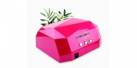 Lampada unghie diamond 36w uv led fornetto unghie diamante nail lamp 12 led