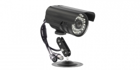 Mini telecamera hd waterproof 24 led infrarossi 1200tvl ir colori cctv ap-61457