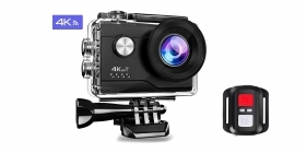 Fotocamera action cam ultra HD