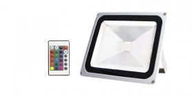 Faro led 50W da esterno multic