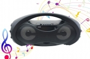 Cassa speaker RS-8883 bluetooth con luci usb aux TF ricaricabile FM portatile