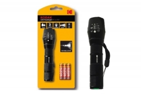 Kodak Torcia LED 290 lumen 5W flashlight ultra 30418363