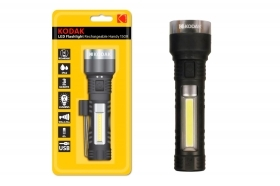 Kodak Torcia LED ricaricabile 150 lumen flashlight 30419483