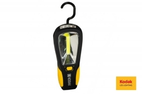 Kodak Torcia LED 200 lumen 5W flashlight multiuso 30414198