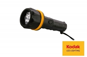 Kodak Torcia LED 36 lumen flashlight robust 15 30414624
