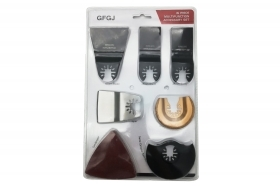 Kit da 16 pz accessori per smerigli