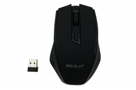 Mouse ottico wireless 2.4Ghz infrarossi 1200dpi usb 2.0 optical mouse mq-8010