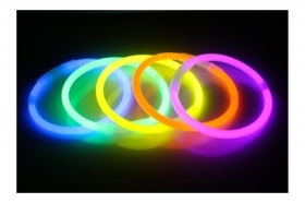 Bracciali luminosi fluorescent