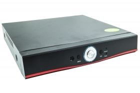 Dvr 4 canali 5in1 videosorveglianza H264 HDMI LAN audio video recorder 9004Z