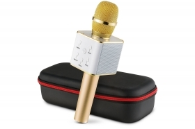 Microfono wireless karaoke Q7