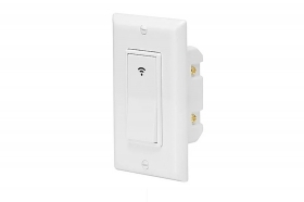 Interruttore luce intelligente wi-fi smart switch controllo remoto SS118-01K1