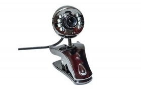 Webcam con microfono usb 2.0 videoc