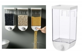Dispenser cereali da parete 1.