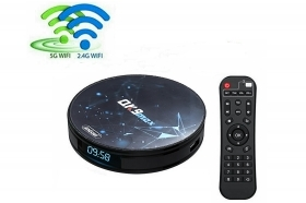 Android tv box 6K HD 10.0 64gb