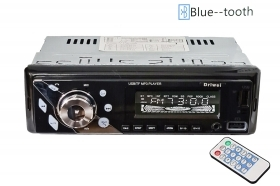 Autoradio stereo bluetooth 50Wx4 con ingresso AUX USB SD MP3 auto camper LM-7230