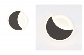 Applique LED da parete luce na