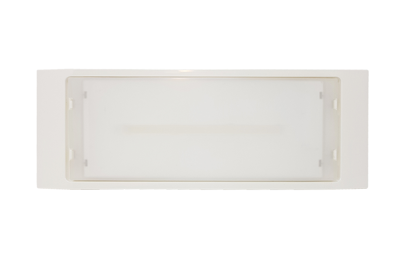 Plafoniera Led Con Emergenza : Beghelli plafoniera emergenza led w multicolore amazon