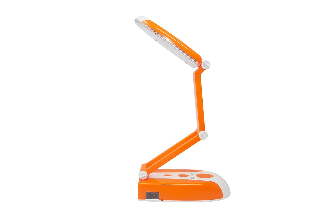 Lampada scrivania pieghevole 31 LED da tavolo LUCE bianca lettura 636