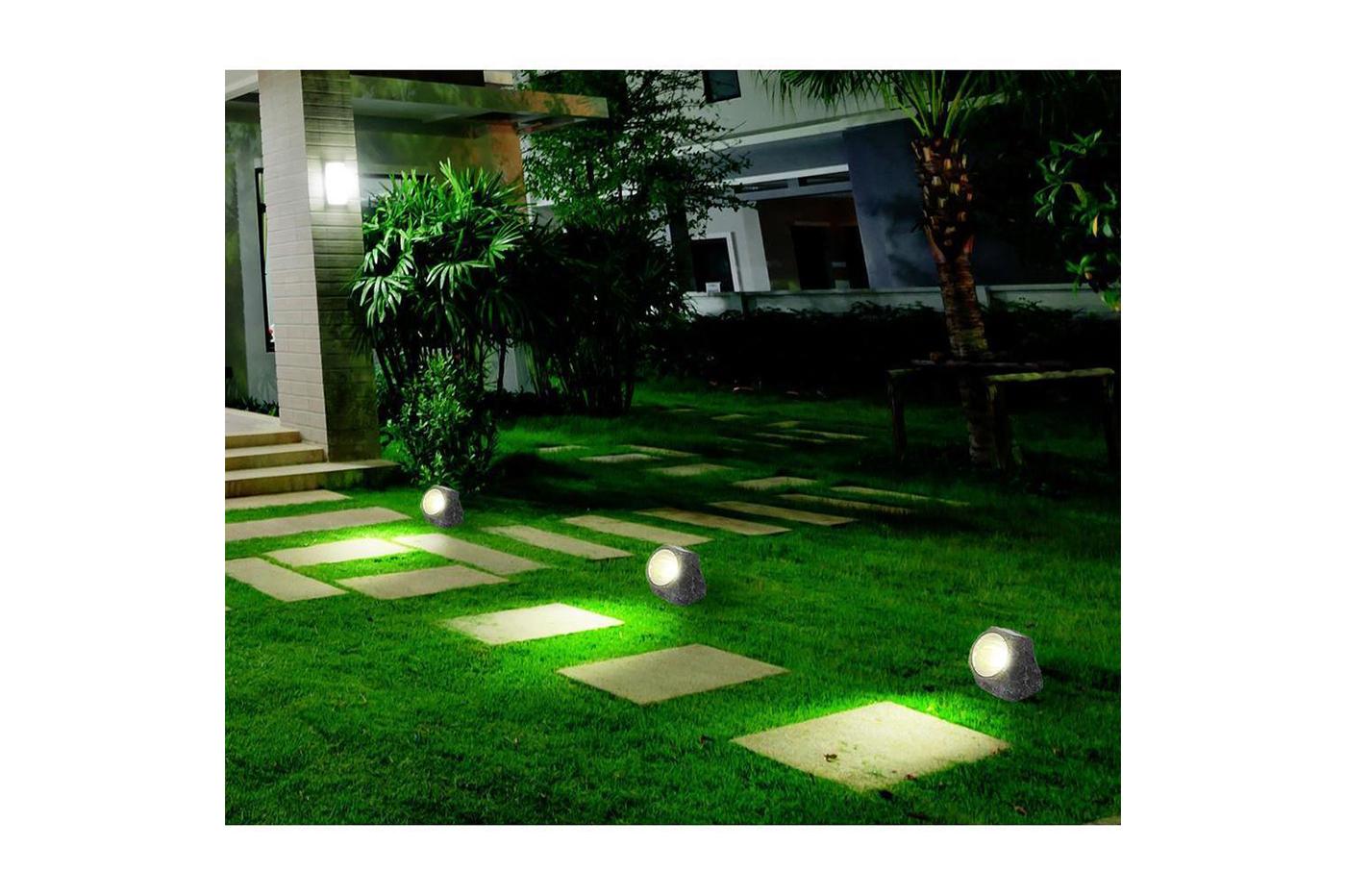 Luci solari decorative da giardino luci solari decorative da