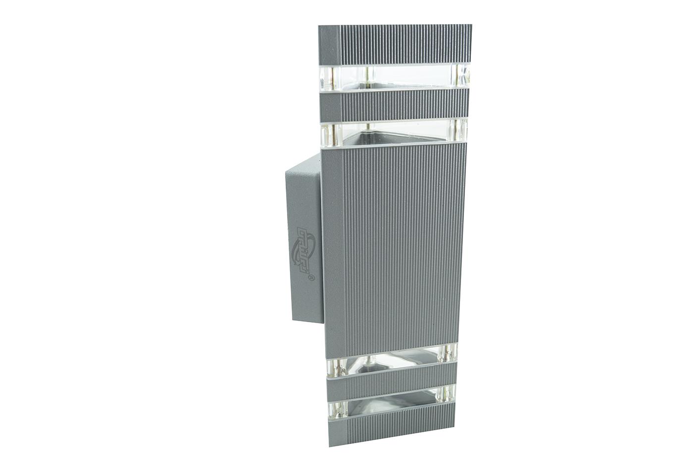 Bes 23454 applique beselettronica applique esterno grigio