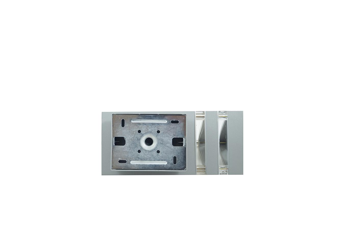 Bes 23459 applique beselettronica applique esterno grigio