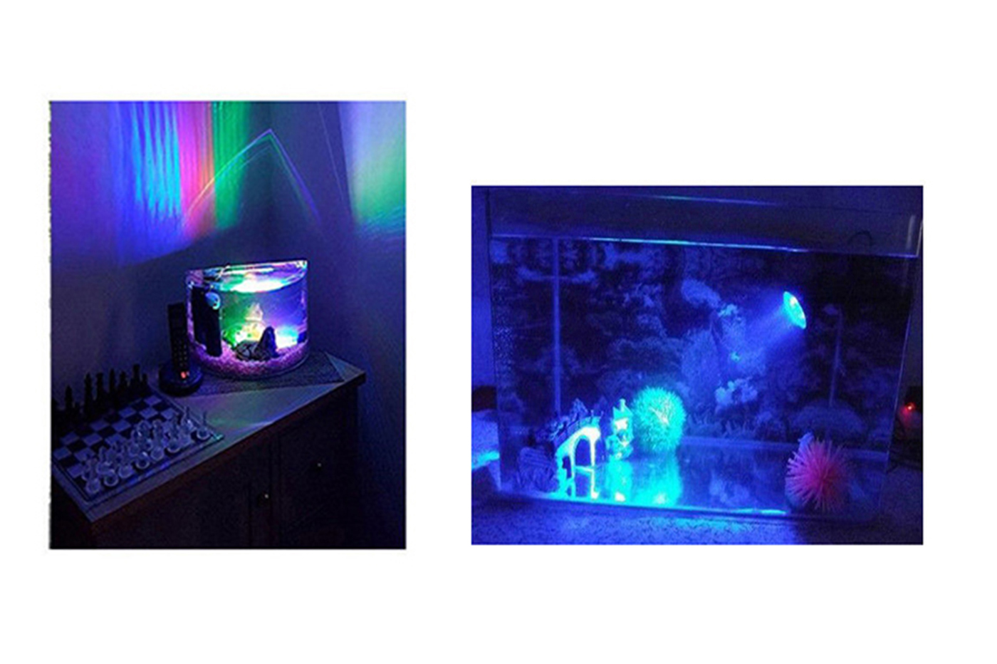 Bes fari beselettronica faro led rgb subacqueo lampada