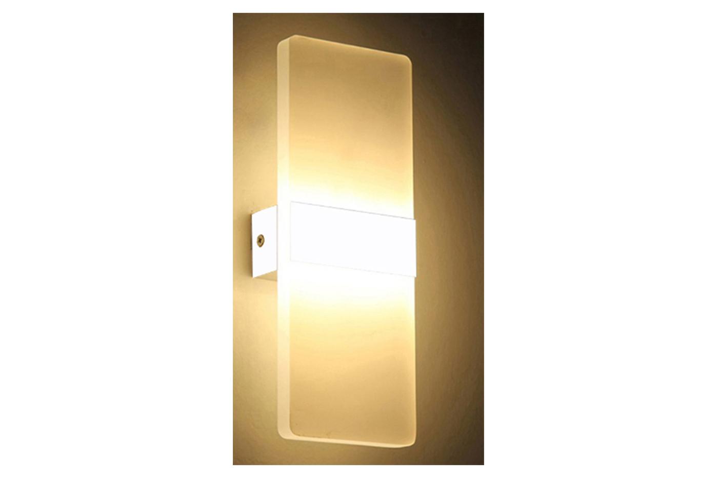 Bes applique beselettronica lampada da parete applique