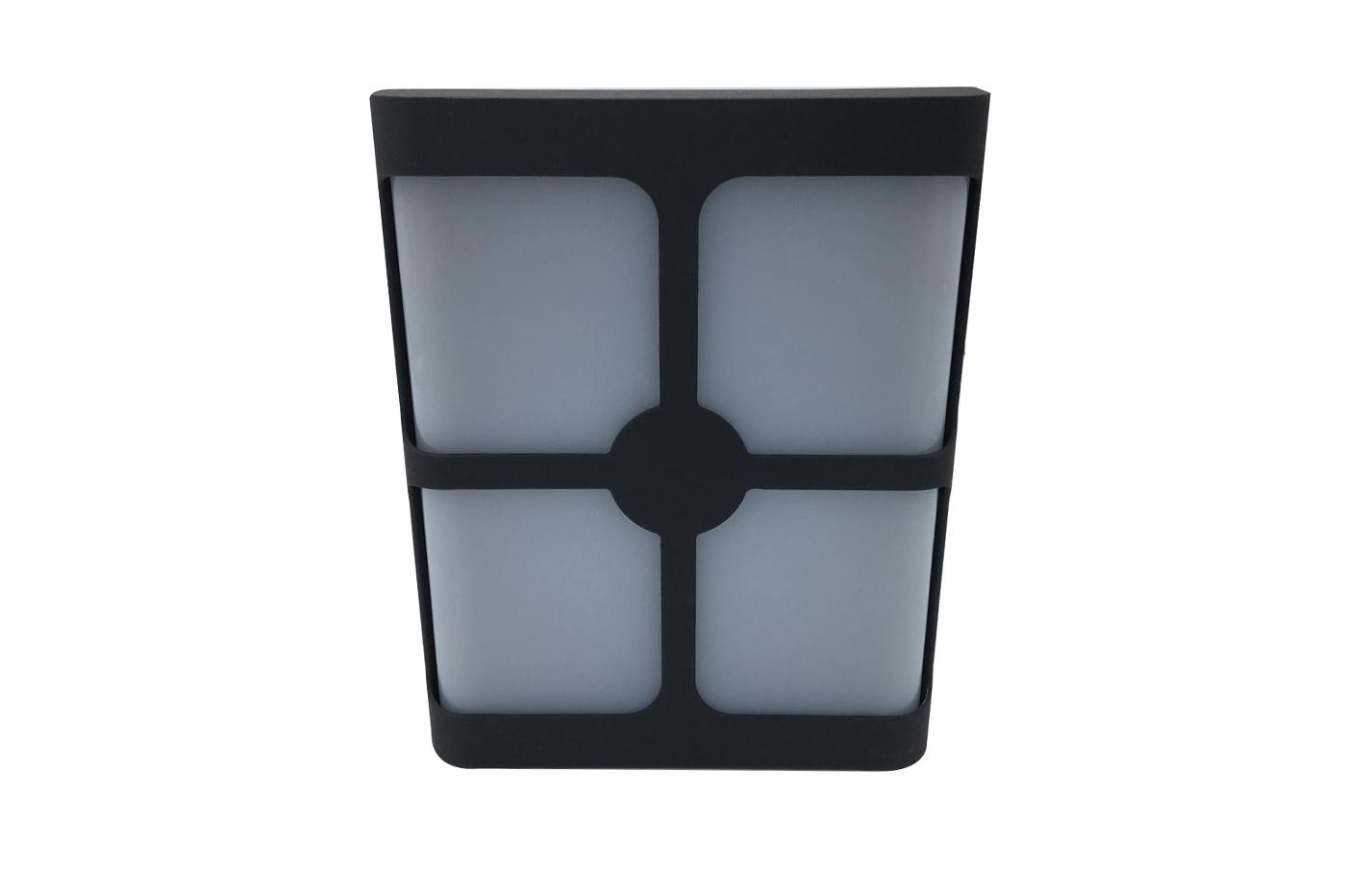 Divisori In Plastica Per Terrazzi applique esterno lampada parete luce fredda giardino terrazzo moderno 177g
