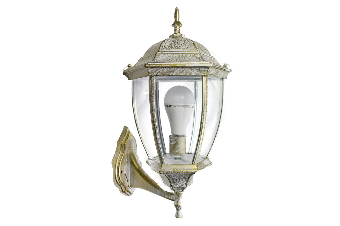 Applique lampada lanterna vintage parete esterno impermeabile 60w