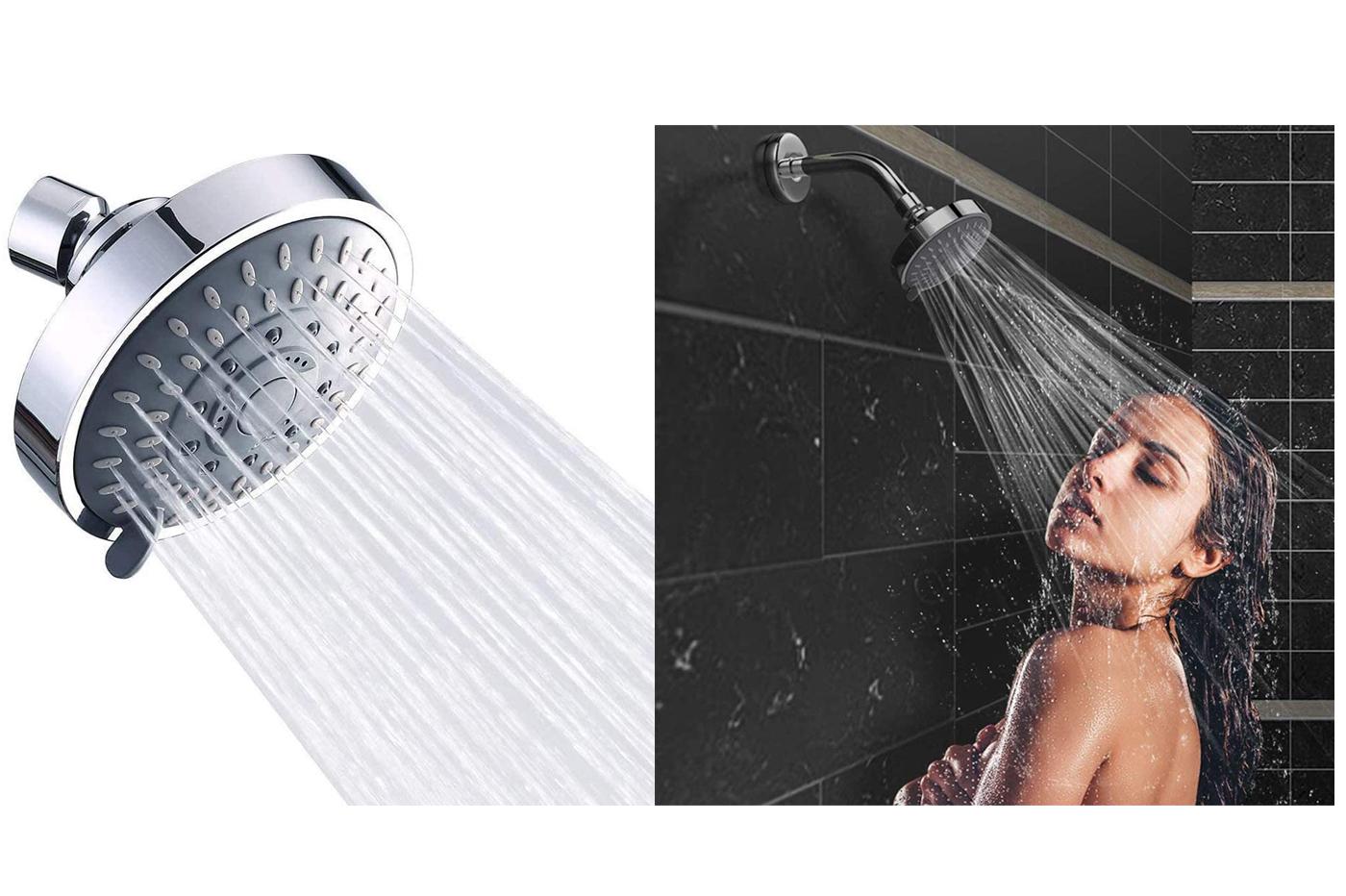 Bes 30043 Complementi Arredo Bagno E Idraulica Beselettronica Soffione Doccia Getto Fisso Rotondo Effetto Pioggia 95mm Bagno Dgo 183