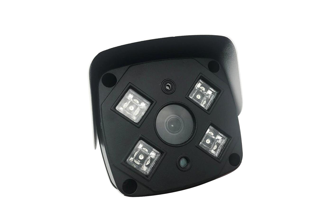 Plafoniera Da Esterno Con Telecamera : Bes wi fi ip beselettronica telecamera mp da