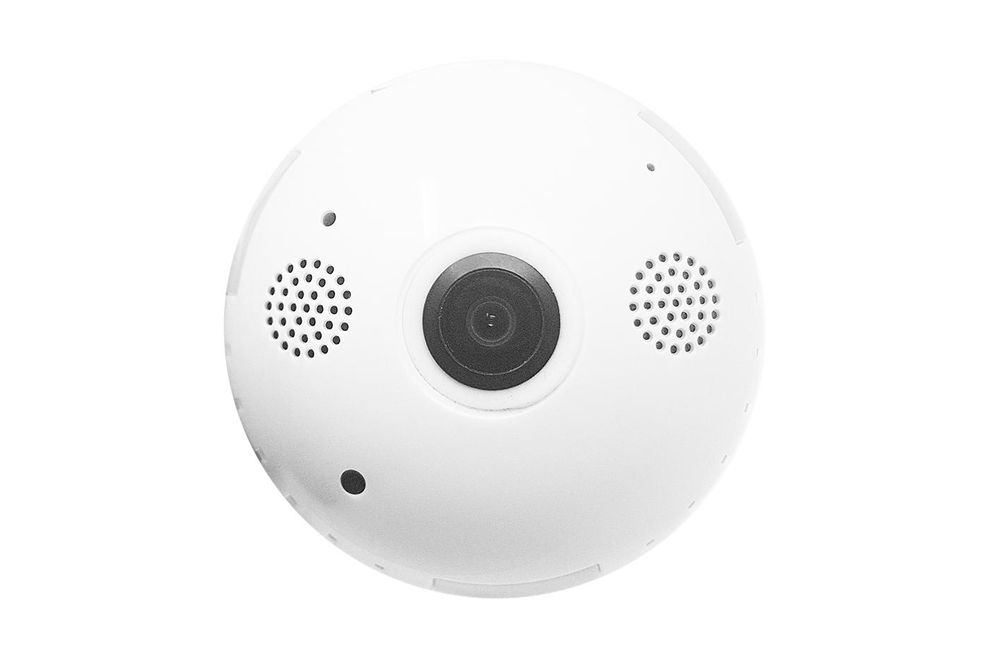 Telecamera Nascosta Da Esterno : Bes wi fi ip beselettronica telecamera lampadina