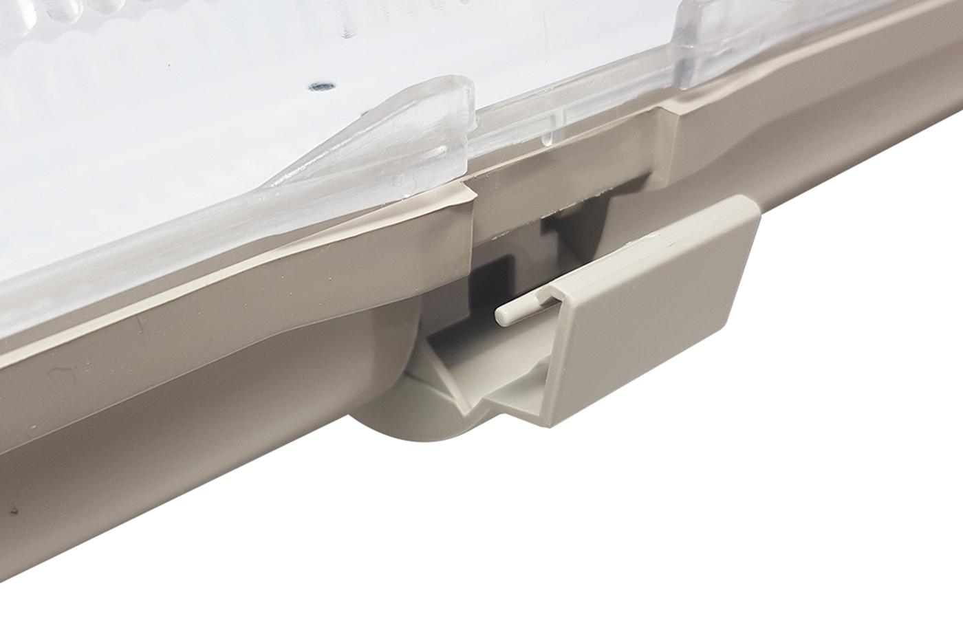 Plafoniera Led 150 Cm 2x22w : Plafoniera stagna t8 protezioneazienda